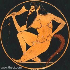 Satyr-antyczna-grecja-hellada-starożytna