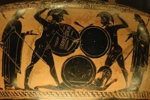 Hoplici-antyczna-grecja-armia-żołnierze-starożytność