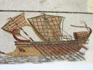 grecy rzymianie piraci