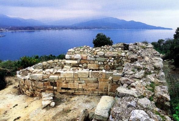 grób-arystoteles-antyczna-hellada-grecja-stagira