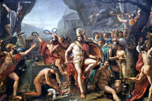leonidas-termopile-bitwa-antyczna-hellada-starozytna-grecja