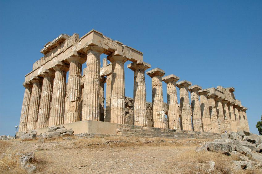 Selinunte-hera-świątynia-antyczna-hellada-starożytna-grecja